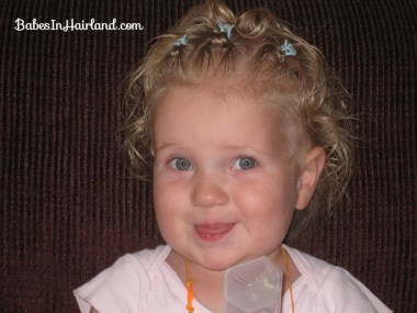 Baby Square Knots Hairstyle (5)