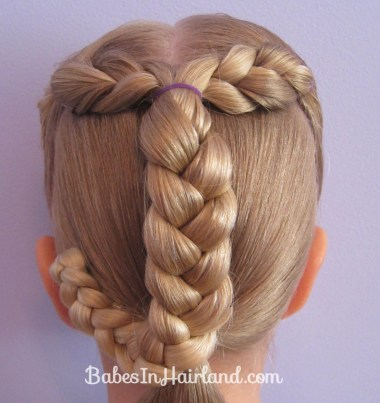 Letter J Hairstyle (1)