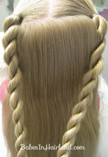Letter K Hairstyle (2)