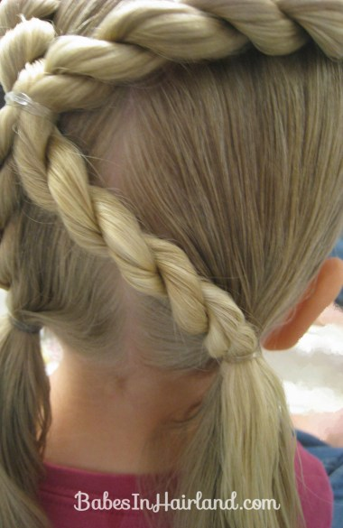 Letter K Hairstyle (6)