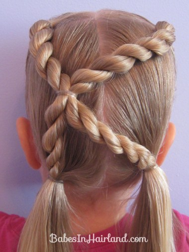 Letter K Hairstyle (1)