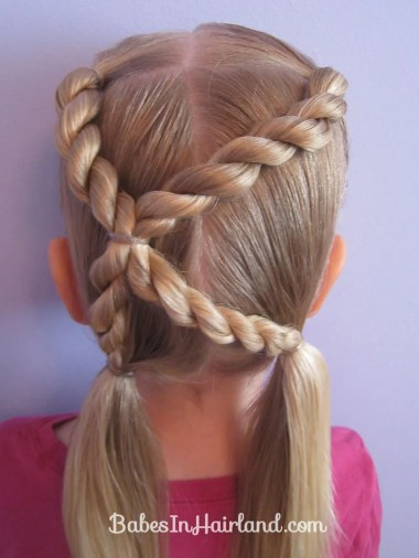 Letter K Hairstyle (8)