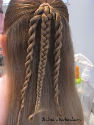 Cinna-buns Hairstyle (3)
