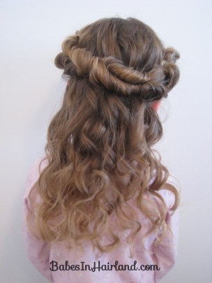 Alice in Wonderland Hairstyle #3 (2)