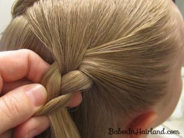 Heart Braids - Valentine's Day Hairstyle (4)