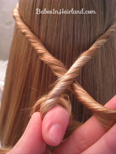 Twisted Knot Hairstyle   Teen Hairstyles (6)