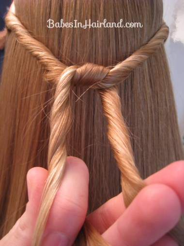 Twisted Knot Hairstyle   Teen Hairstyles (7)