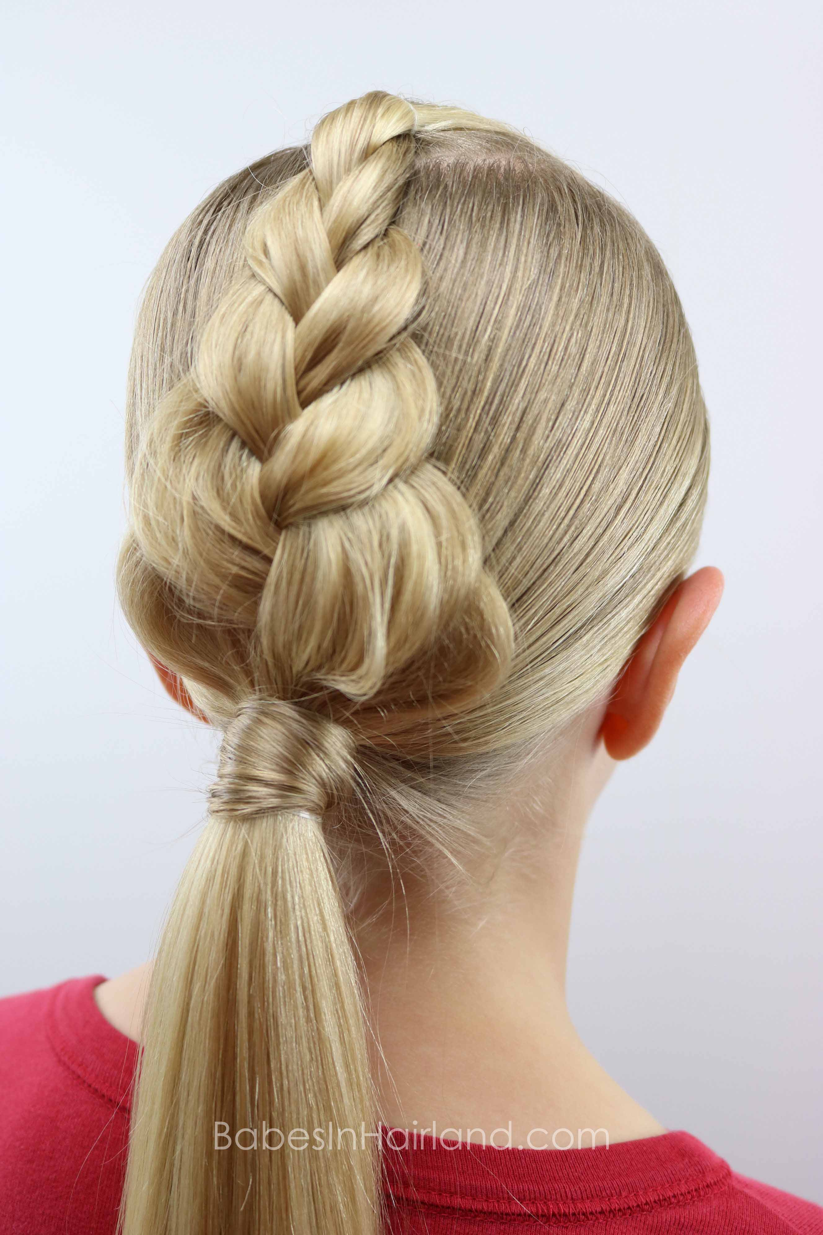 cute christmas hair styles tree braid in hairland 5427 | IMG 5283 1K