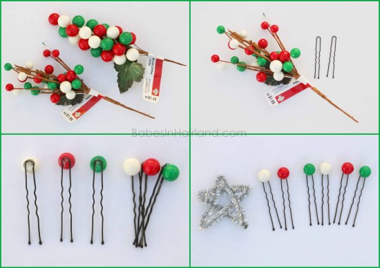Christmas Tree Braid accessories from BabesInHairland | hair | accessories | braid | hairstyle