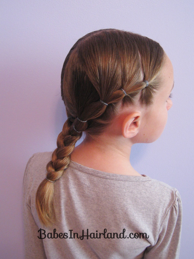 puffy braids braid - babes