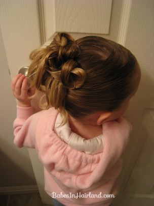 Easter Updo Hairstyle (11)