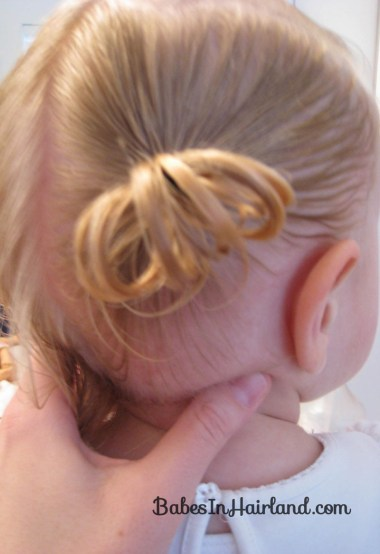 Pull Through & Baby Ponytails (5)
