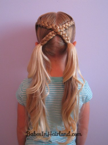 Letter X Hairstyle (10)