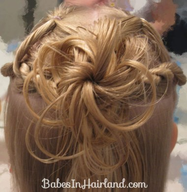 Combo Flower Girl Hairstyle (12)