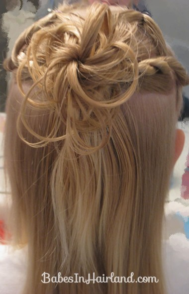 Combo Flower Girl Hairstyle (13)