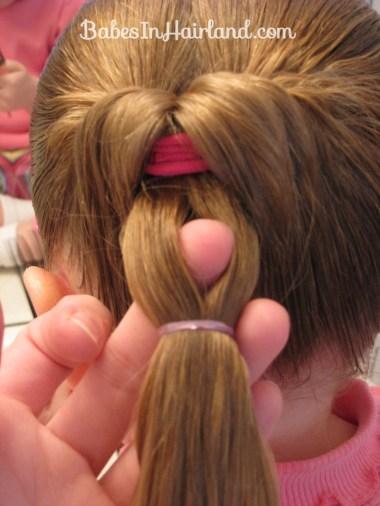 Fake Fishbone Hairstyle (5)