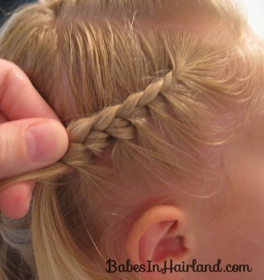 Cascade/Feathered Braid Hairstyle (5)