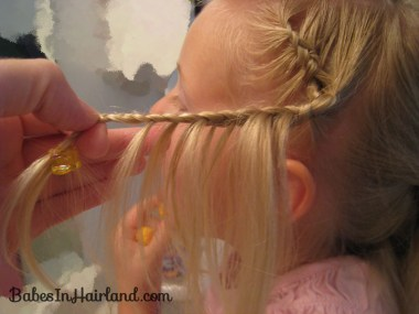 Cascade/Feathered Braid Hairstyle (7)
