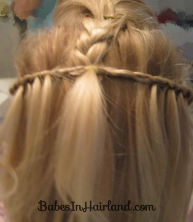 Cascade/Feathered Braid Hairstyle (8)