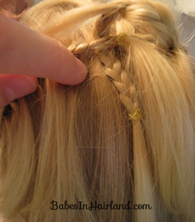 Cascade/Feathered Braid Hairstyle (10)