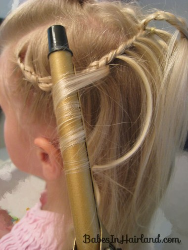 Cascade/Feathered Braid Hairstyle (14)