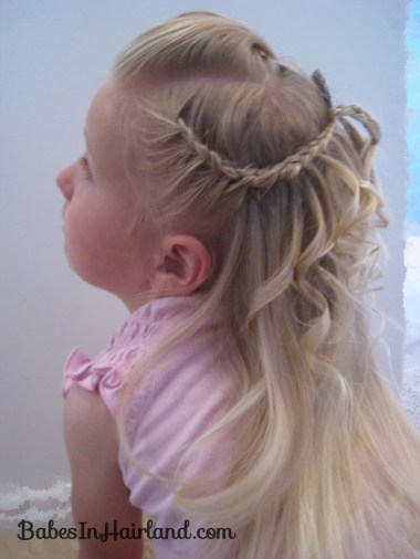 Cascade/Feathered Braid Hairstyle (19)