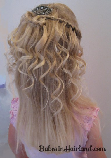 Cascade/Feathered Braid Hairstyle (21)