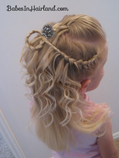 Cascade/Feathered Braid Hairstyle (18)