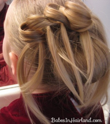 Easter Updo Hairstyle (8)