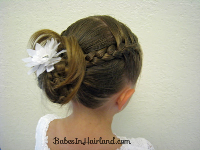 bug's baptism hairstyles - babes