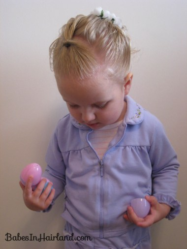 Baby Hair Easter Hairstyle (10)