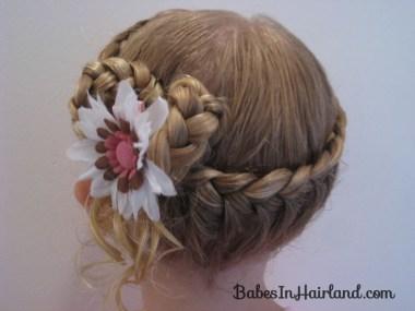 Half French Braided Crown #2 (13)