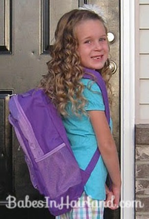 Curlformers On the 1st Day of School (1)
