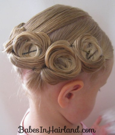 Crown of Pin Curls (11)