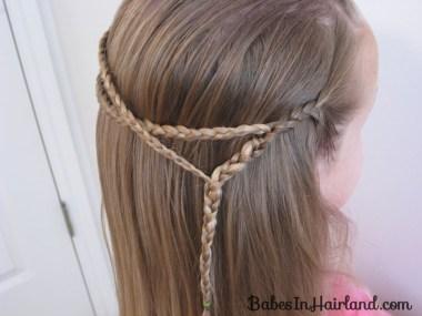 Small Wrap Around Braid Hairstyle (7)