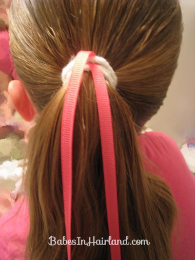 4 Strand Braid with Ribbon In It (2)