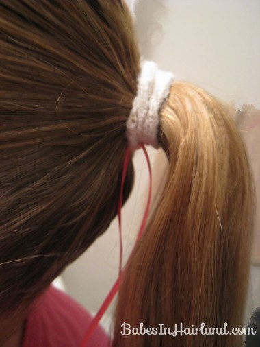 4 Strand Braid with Ribbon In It (3)