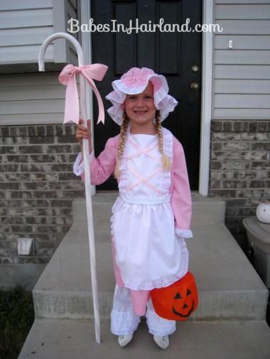 Little Bo Peep Halloween Costume