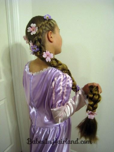 Rapunzel Costume - Rapunzel Hair
