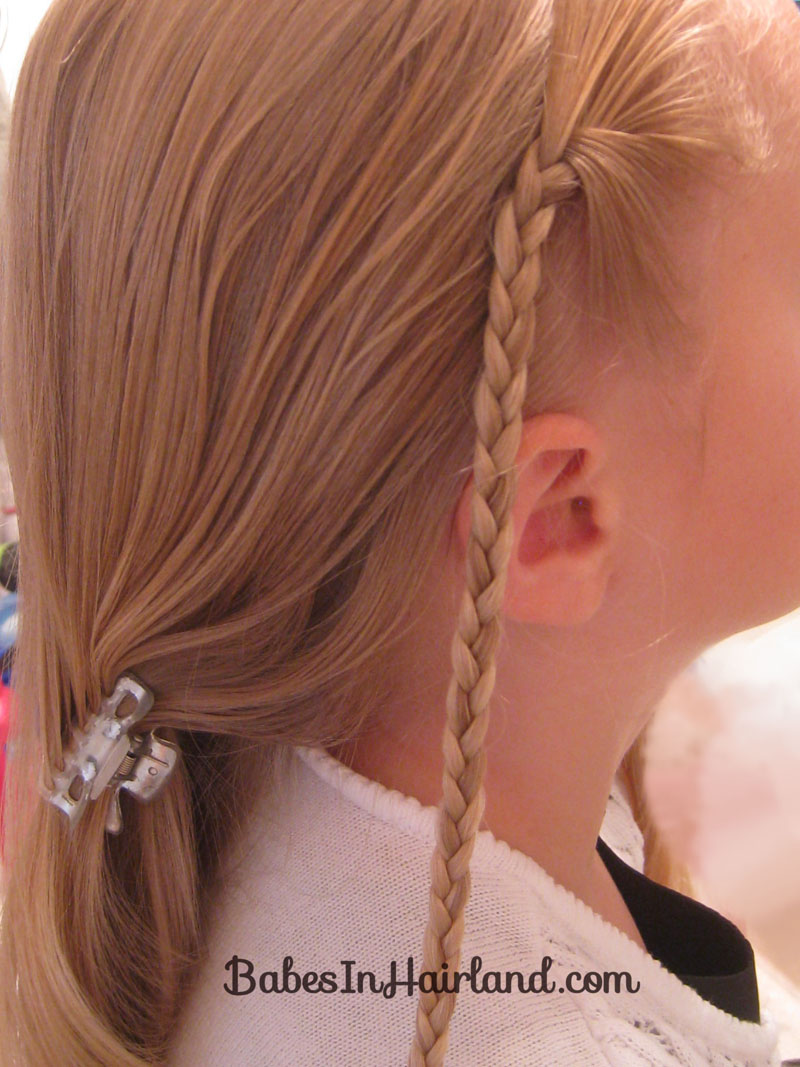 Micro Braid Updo Wedding Hairstyles 1 Babes In Hairland