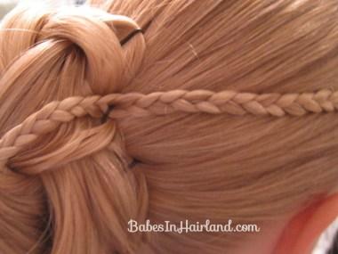 Micro Braid Updo   Wedding Hairstyles (9)