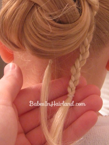 Micro Braid Updo | Wedding Hairstyles (11)
