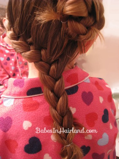 Half-French Braided Updo (9)