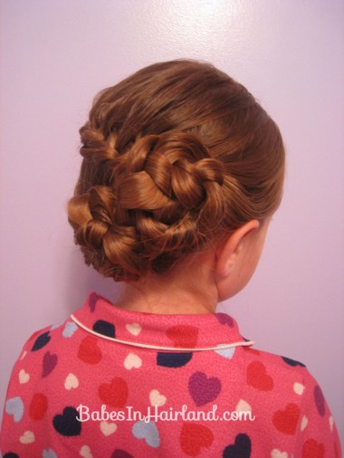 Half-French Braided Updo (14)
