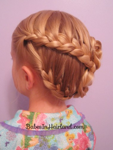 Half-French Braided Updo (16)