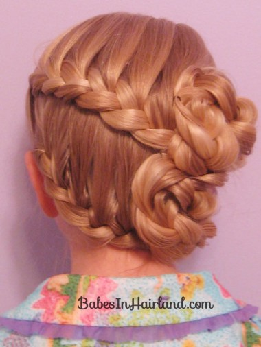 Half-French Braided Updo (18)