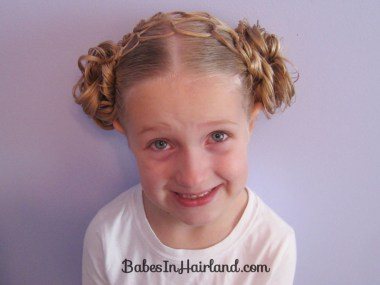 Double Chain Headband & Messy Buns (11)