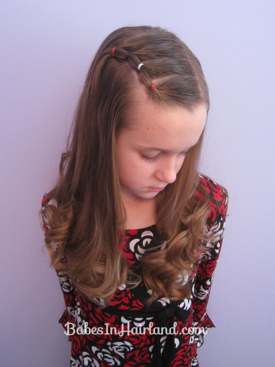 Puffy Braids on the Side - Bang Pull Back (9)