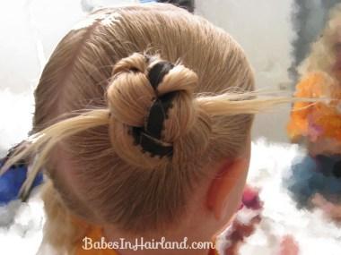 Halloween Spider Hairstyle (15)