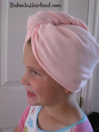 Microfiber Hair Wrap (1)